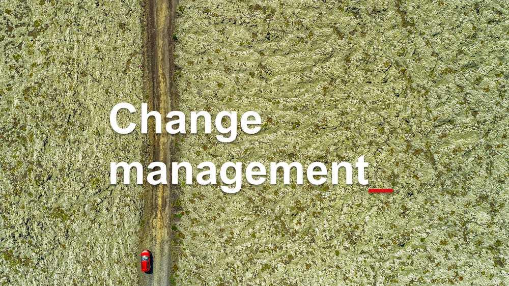 Change management-1