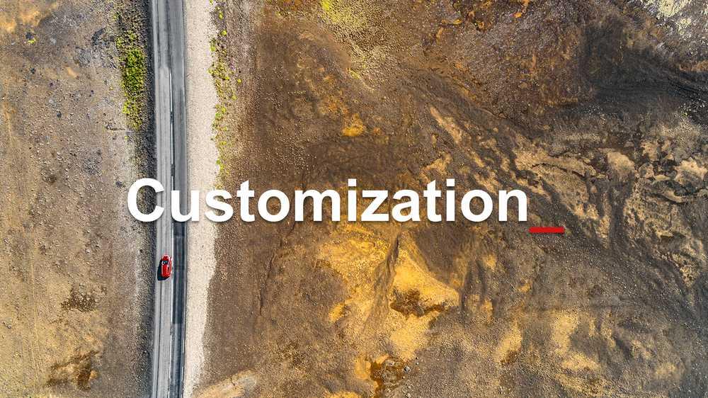 Customization-1