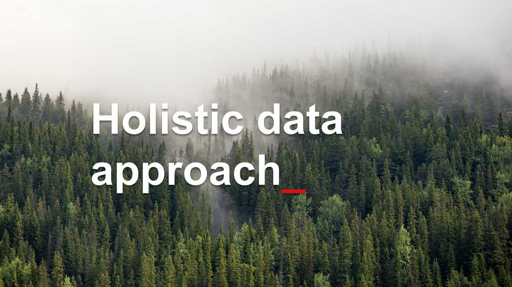 Holistic data approach-1